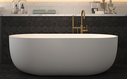 Ellipse baths